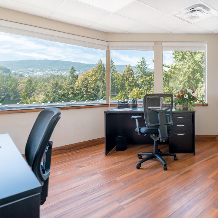 office space with mountain views available for lease through palagon
